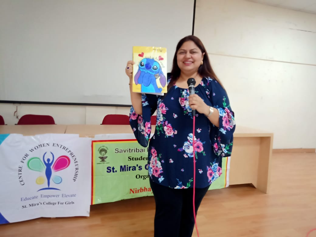 MS.Vanita _journey as an entrepreneur