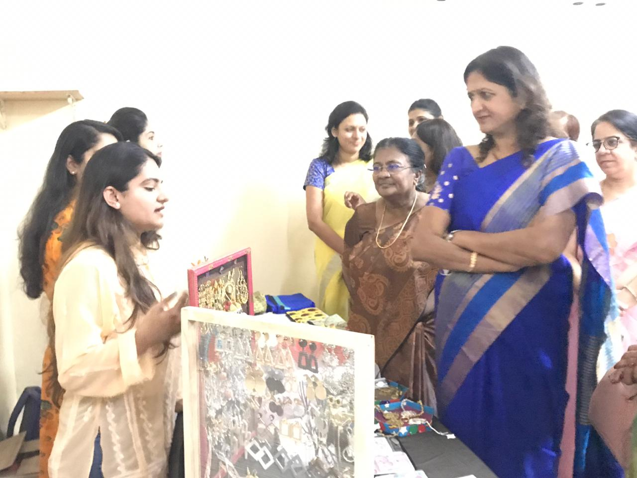 Inaugration- Incubation Centre - with Budding Entrepreneurs