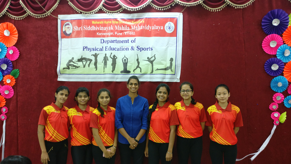 Inter Collegiate yoga Competition our team secured Second Place. 1