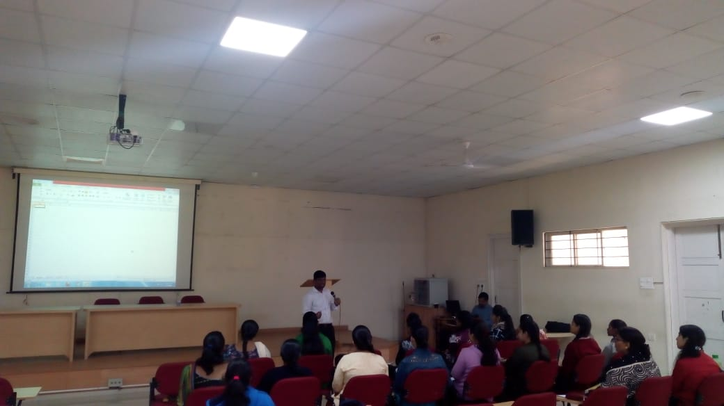 Guest lecture on Statitical Tools