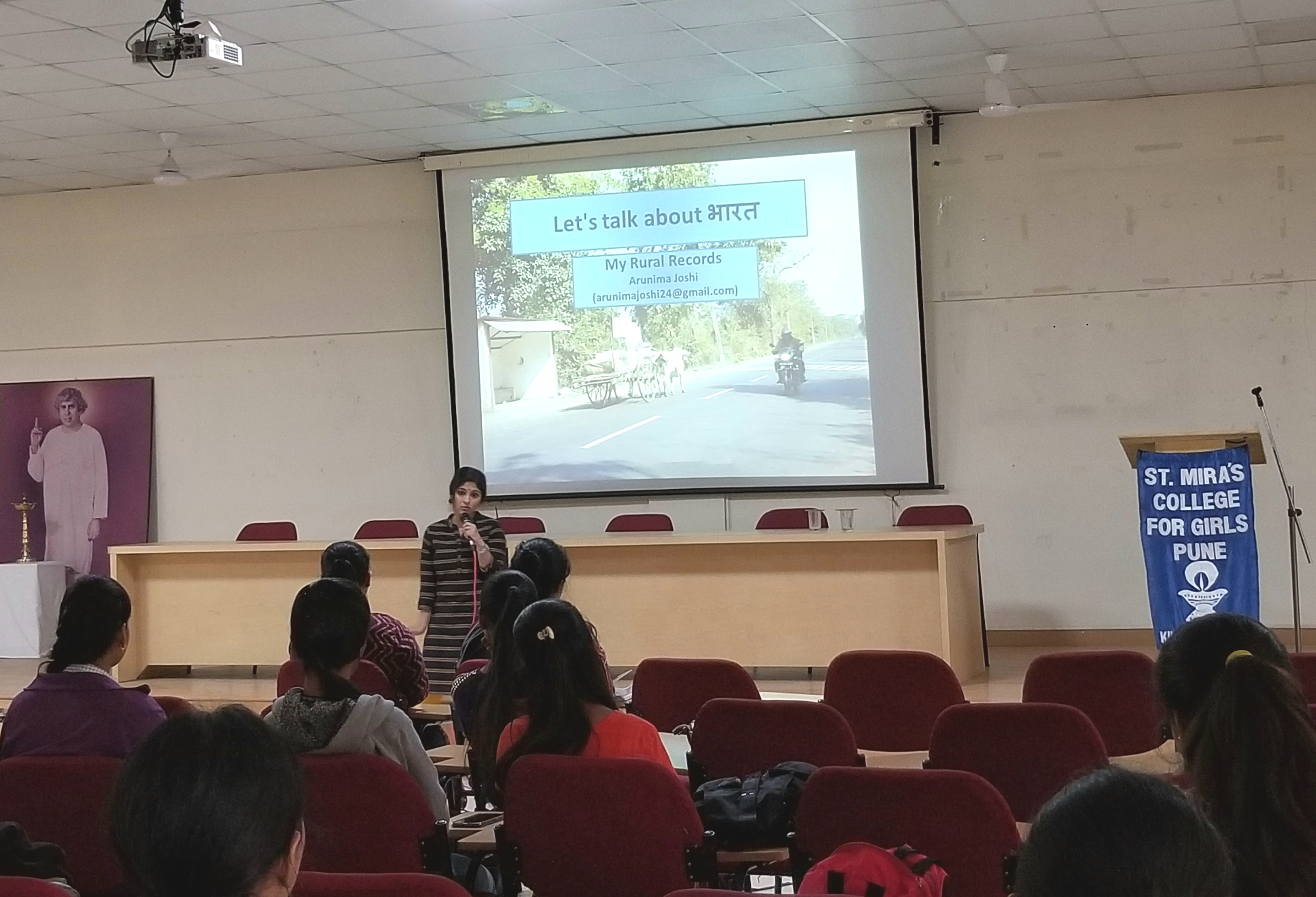 Guest Lecture - Let's Talk About Bharat