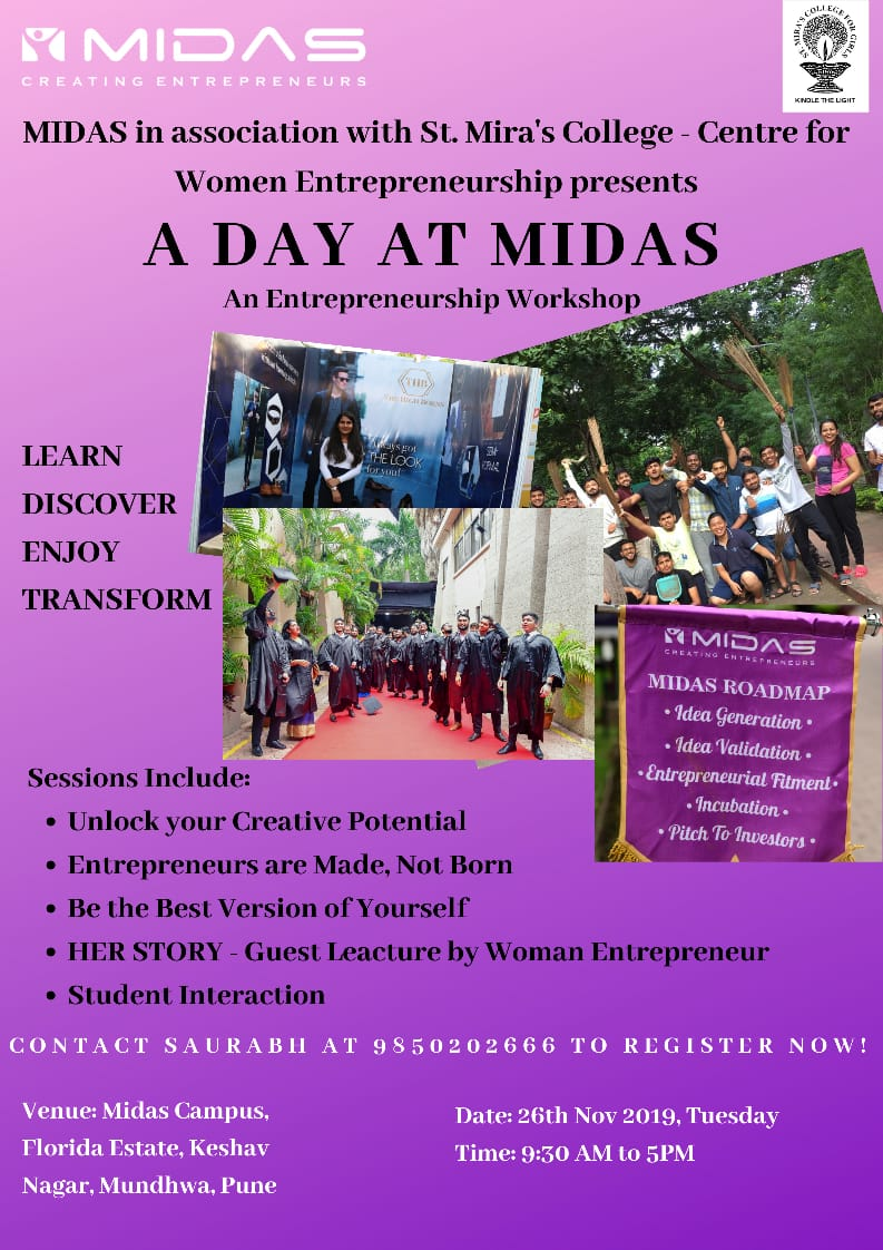 Poster Midas Workshop