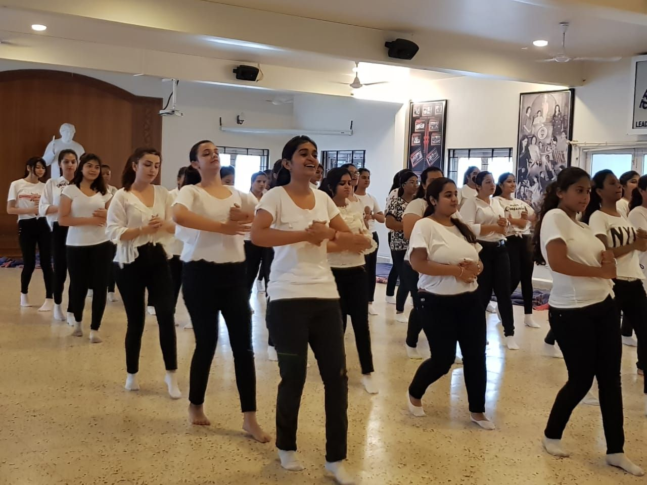 Salsa credit course 2018