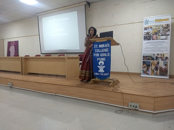Mrs. Tanvi Kher: Discussing the main aspects of content editing